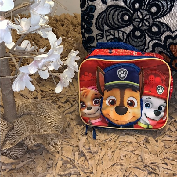 Other - Paw Patrol Lunch Tote